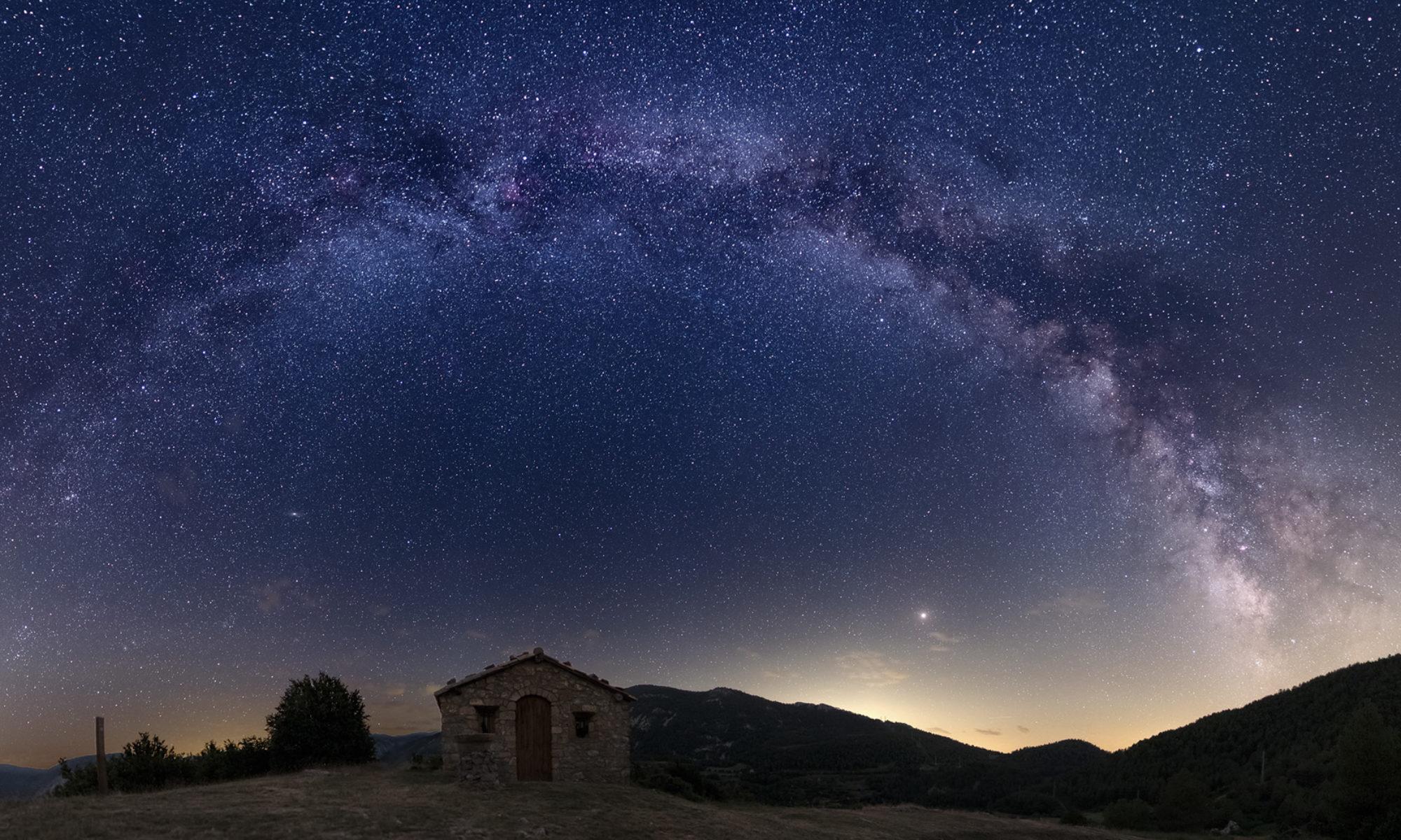 Astronomia al Solsonès